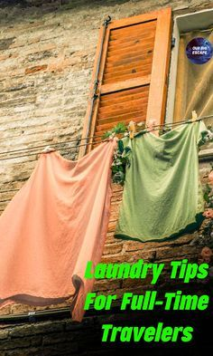 laundry on the line in spain