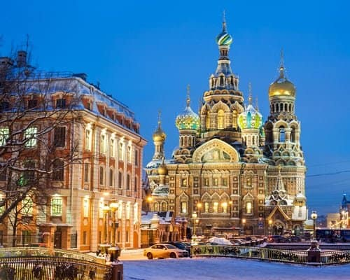 Church of the Resurrection of Christ (Savior on Spilled Blood)