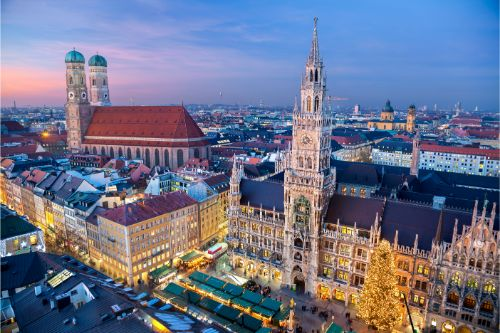 Munich, Germany. - Germany Regional Travel Guide