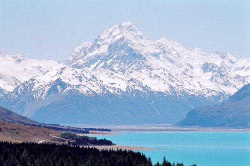 Mount Cook, New Zealand. - ultimate new zealand travel guide