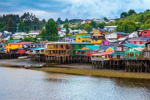 Palafitos in Castro, Chiloe island - ultimate chile Travel Guide