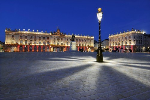 Place Stanislas, Nancy, France at Dawn - ultimate france travel guide