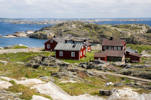 Sweedish Fishing Village - ultimate sweeden travel guide