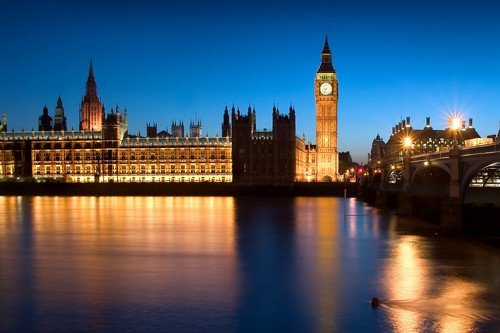 The Parliament of England - ultimate england travel guide