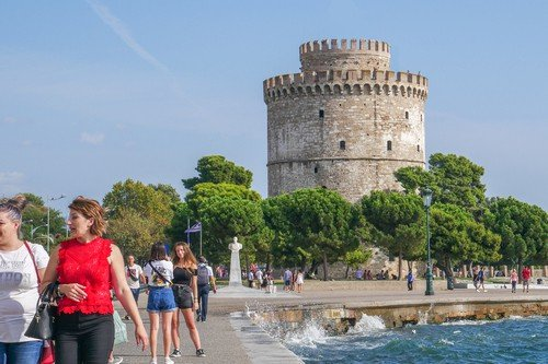 Thessaloniki White Tower - Greece Travel Guide