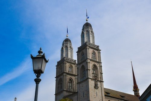 Twin Tower Church Steeples in Bern - ultimate switzerland travel guide