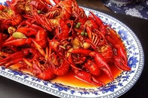 Spicy Crawfish - Easy China Recipes