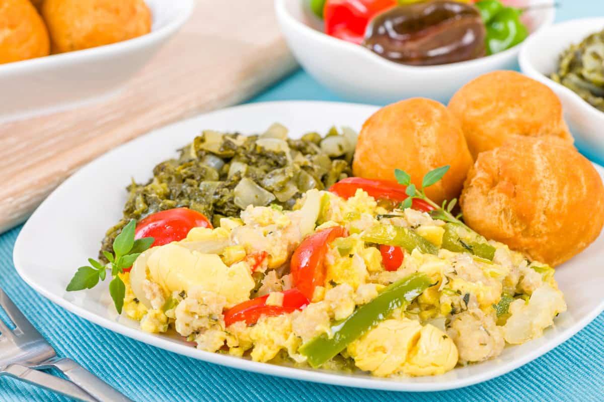 "Saltfish ""Run Down"" - Virgin Islands Recipes"