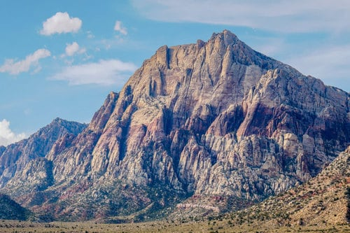 Red Rock Canyone Peaks