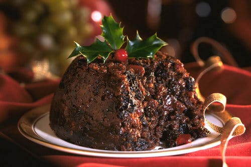 Scots Christmas Pudding Recipe