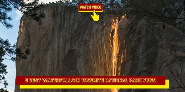 5 Best Waterfalls In Yosemite National Park Video
