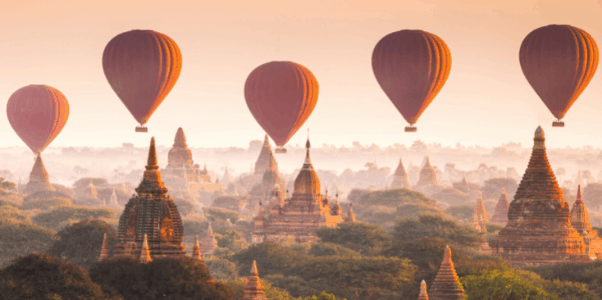 5 Great Myanmar Destinations You Never Heard About