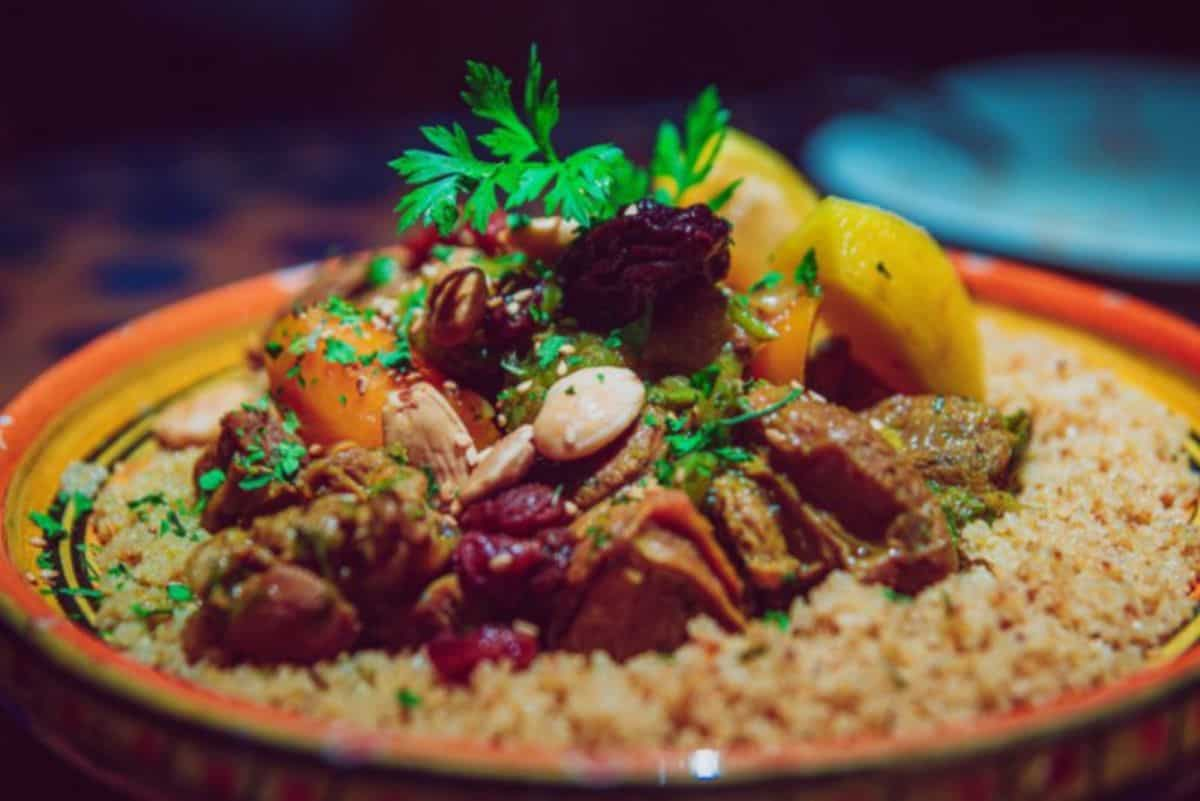 11. Moroccan Couscous - Traditional Moroccan Recipes