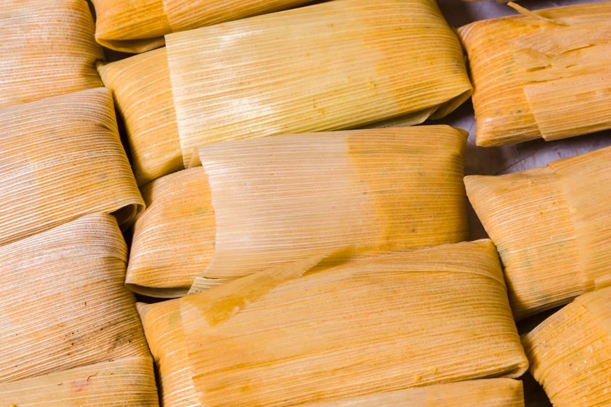 Tamalitos or Ducunu - Belizean Foods