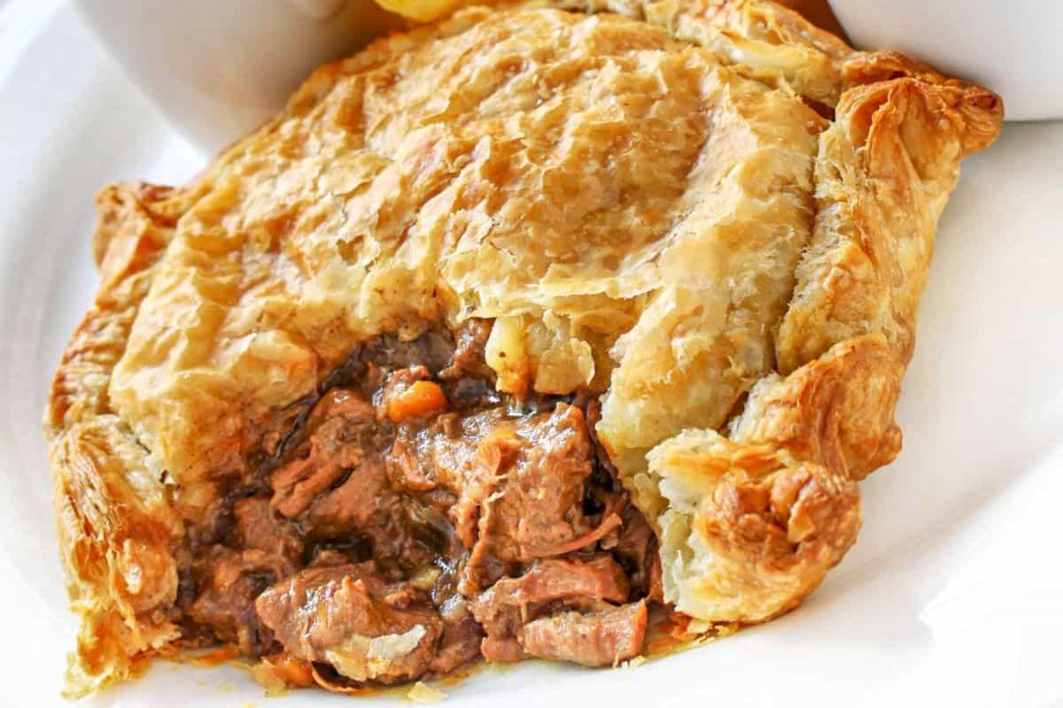 32. Scottish Steak Pie