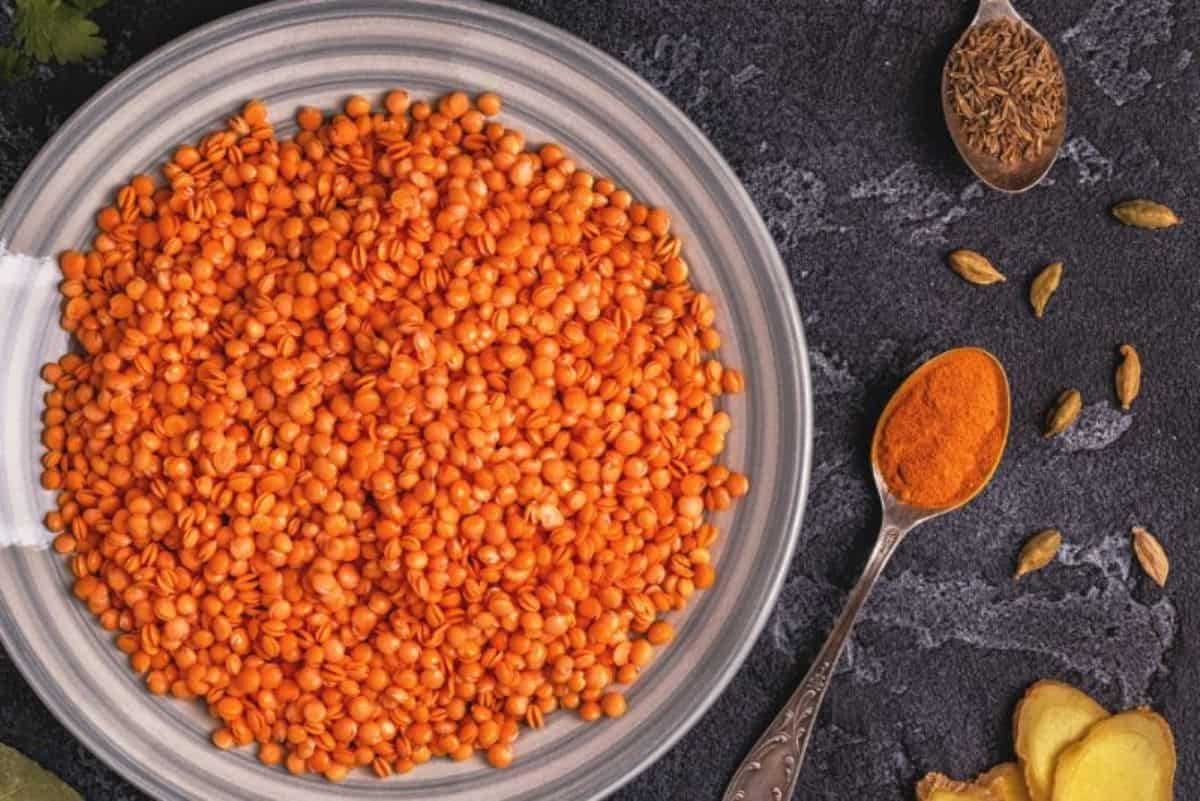 6. Saucy Moroccan-Spiced Lentils