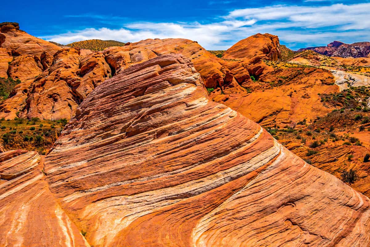 14 Free Valley of Fire State Park Camping Spots
