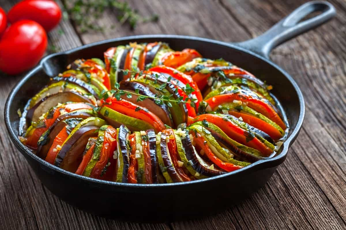 Ratatouille - Popular French Foods