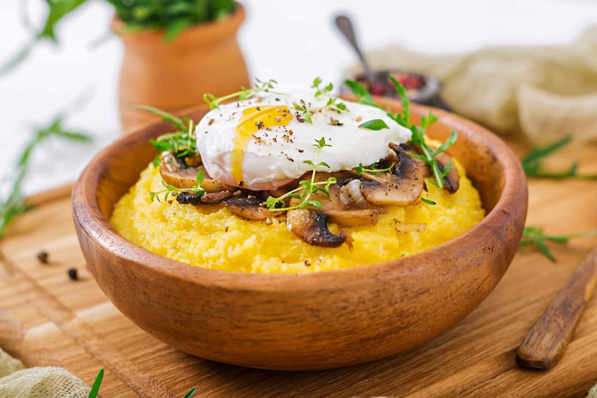 Turn Cornmeal - Virgin Island Food