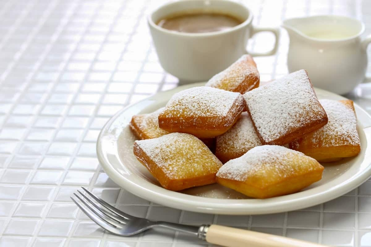 Beignets - Popular French Foods