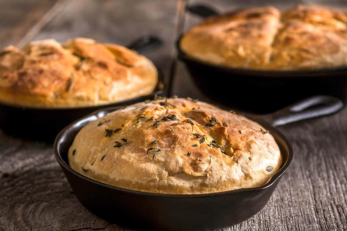 Dumb Bread - Virgin Islands Recipes