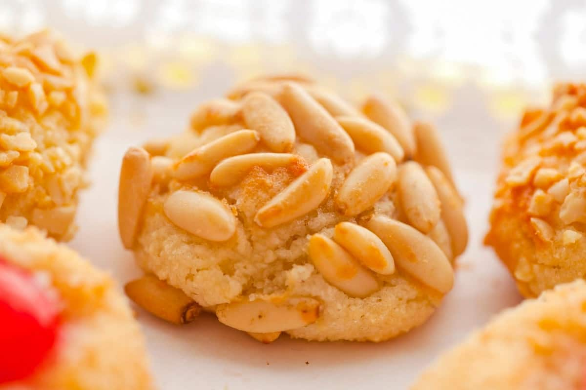 Panellets (Catalan Almond Sweets) - Spanish Dishes