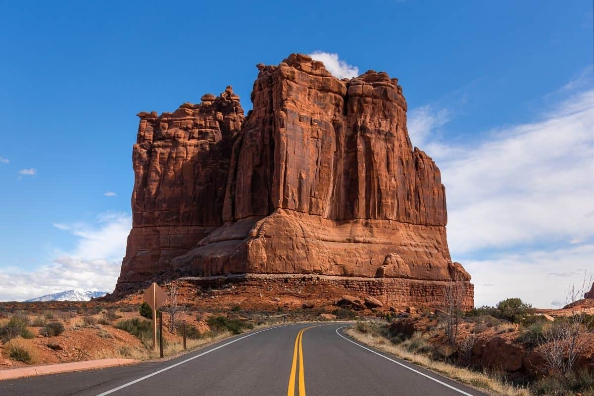 Travel to Arches National Park