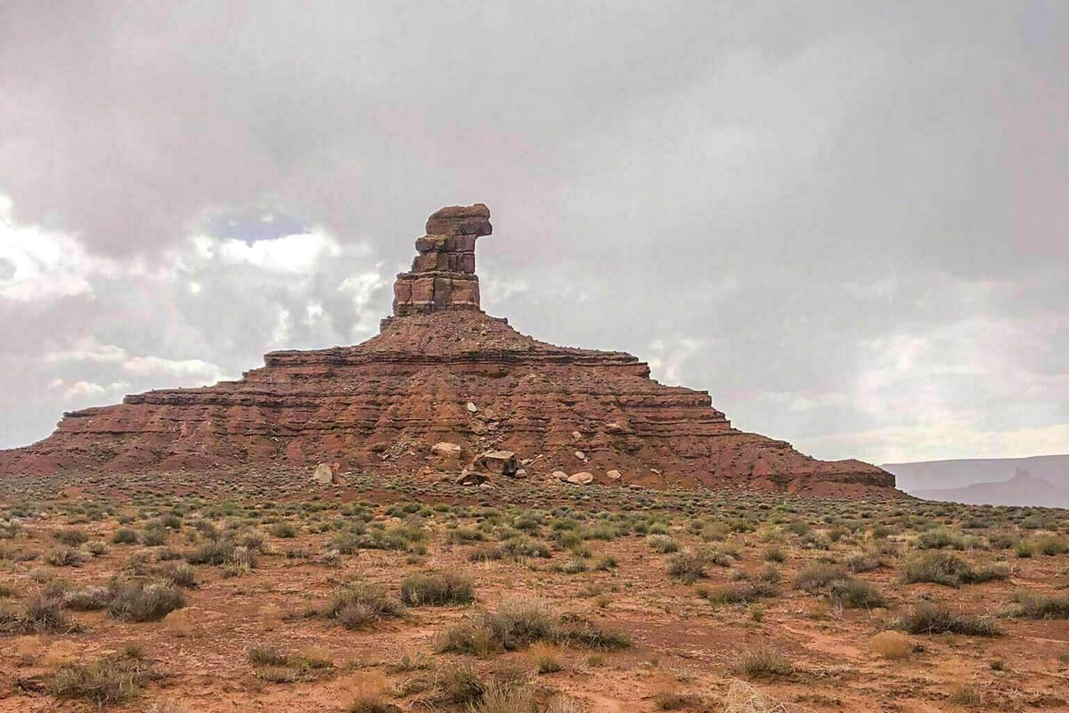 1 Valley of the Gods at Bear Ears National Monument