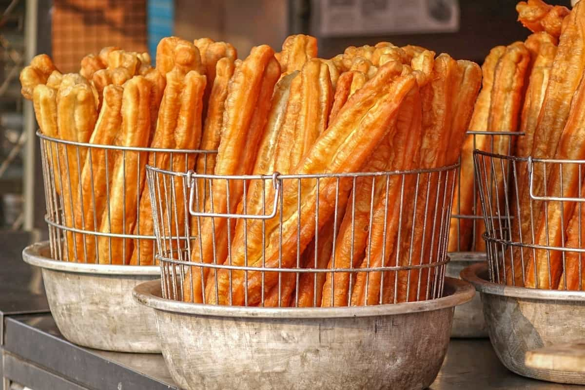 Youtiao (Chinese Fried Dough) - Authentic Chinese Foods