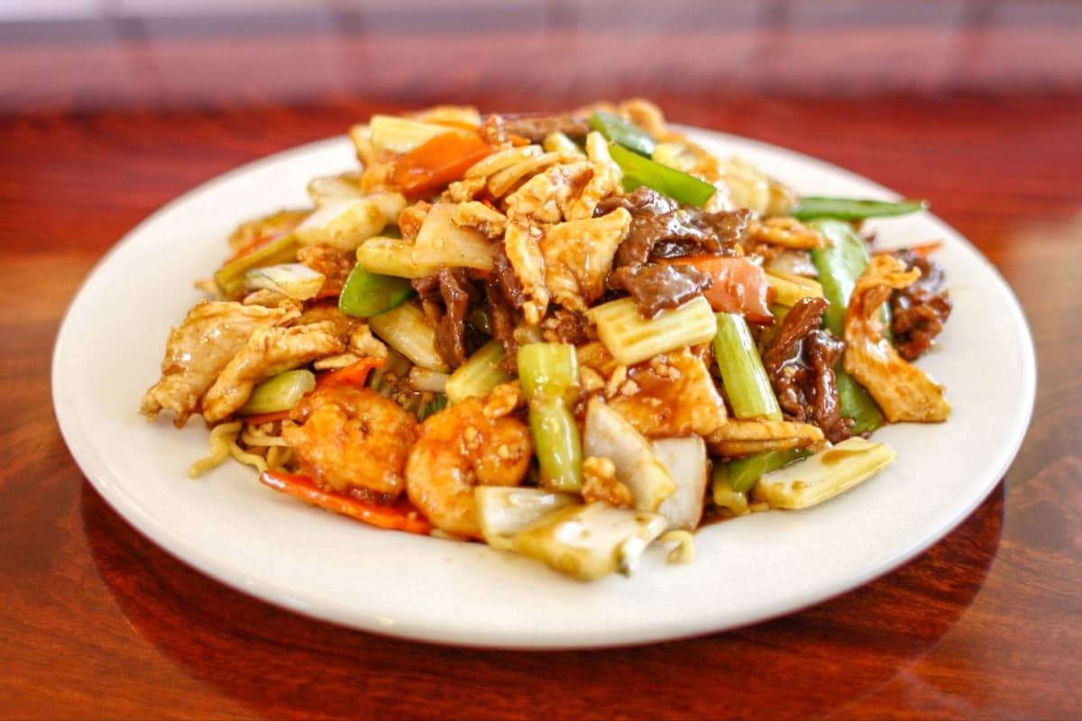 Chow Mein - Authentic Chinese Foods