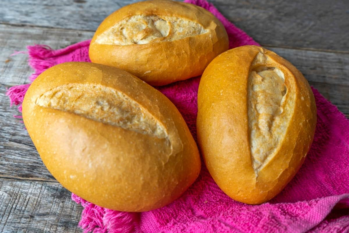 Bolillo - Traditional Mexican Foods