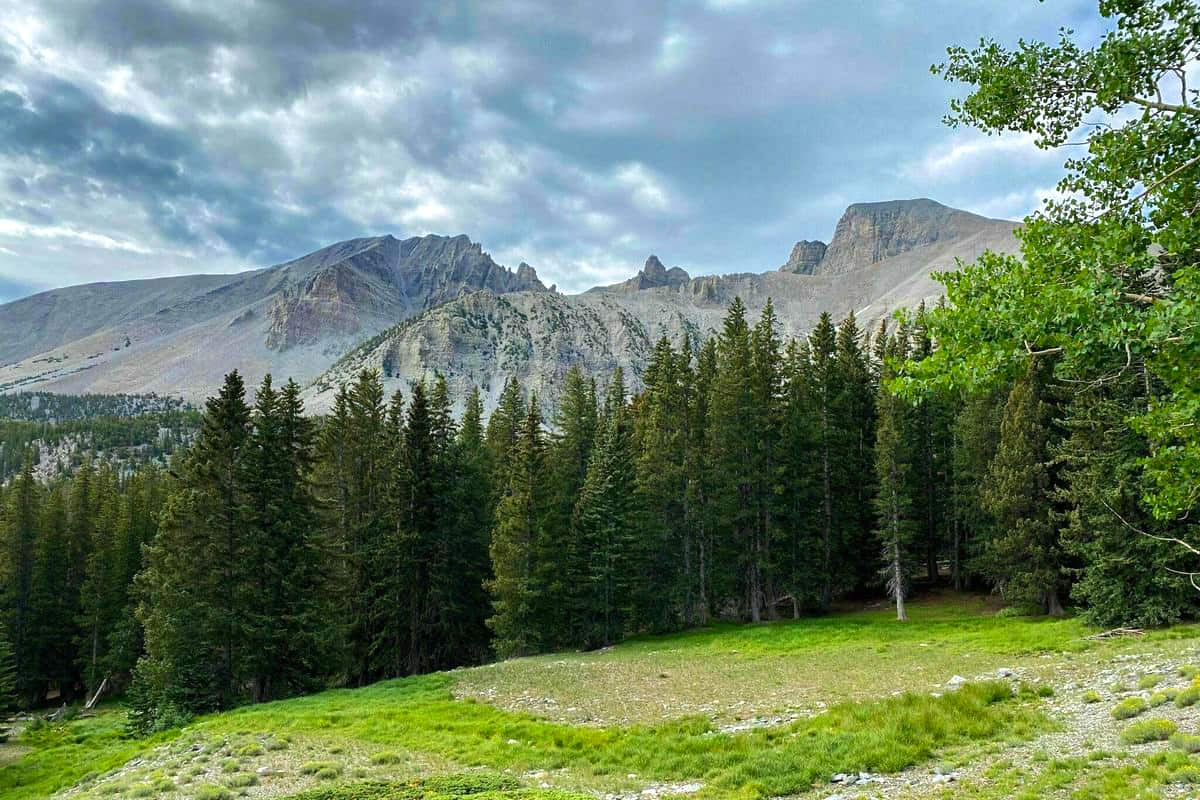 3. Bristle and Alpine Lakes Loop Trail Great Basin National Park