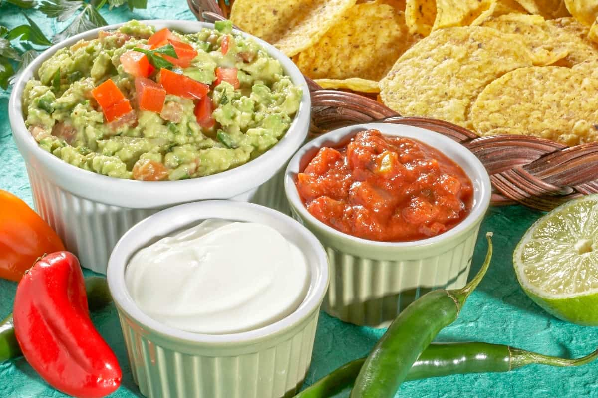 Mexican Recipes for Appetizers