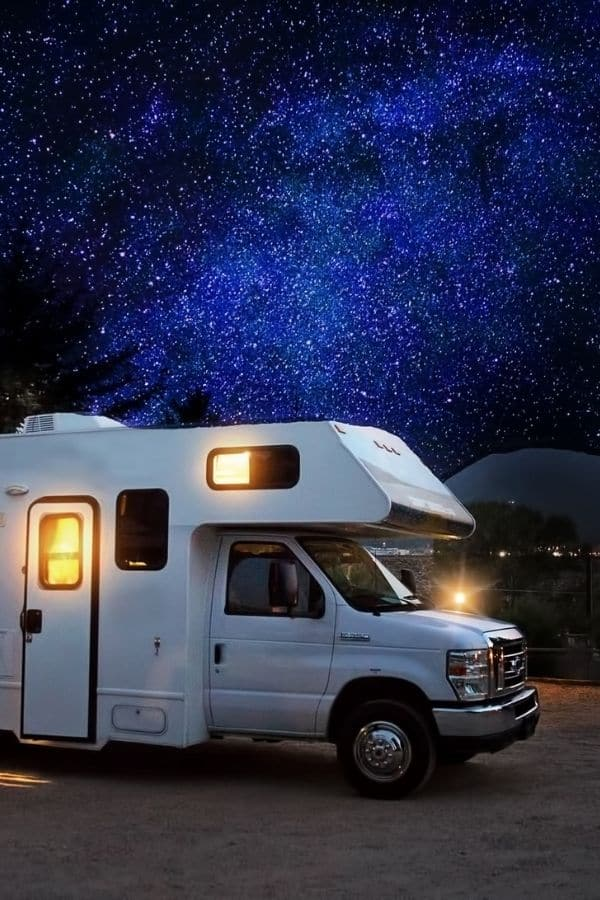 40 Boondocking and Dry Camping