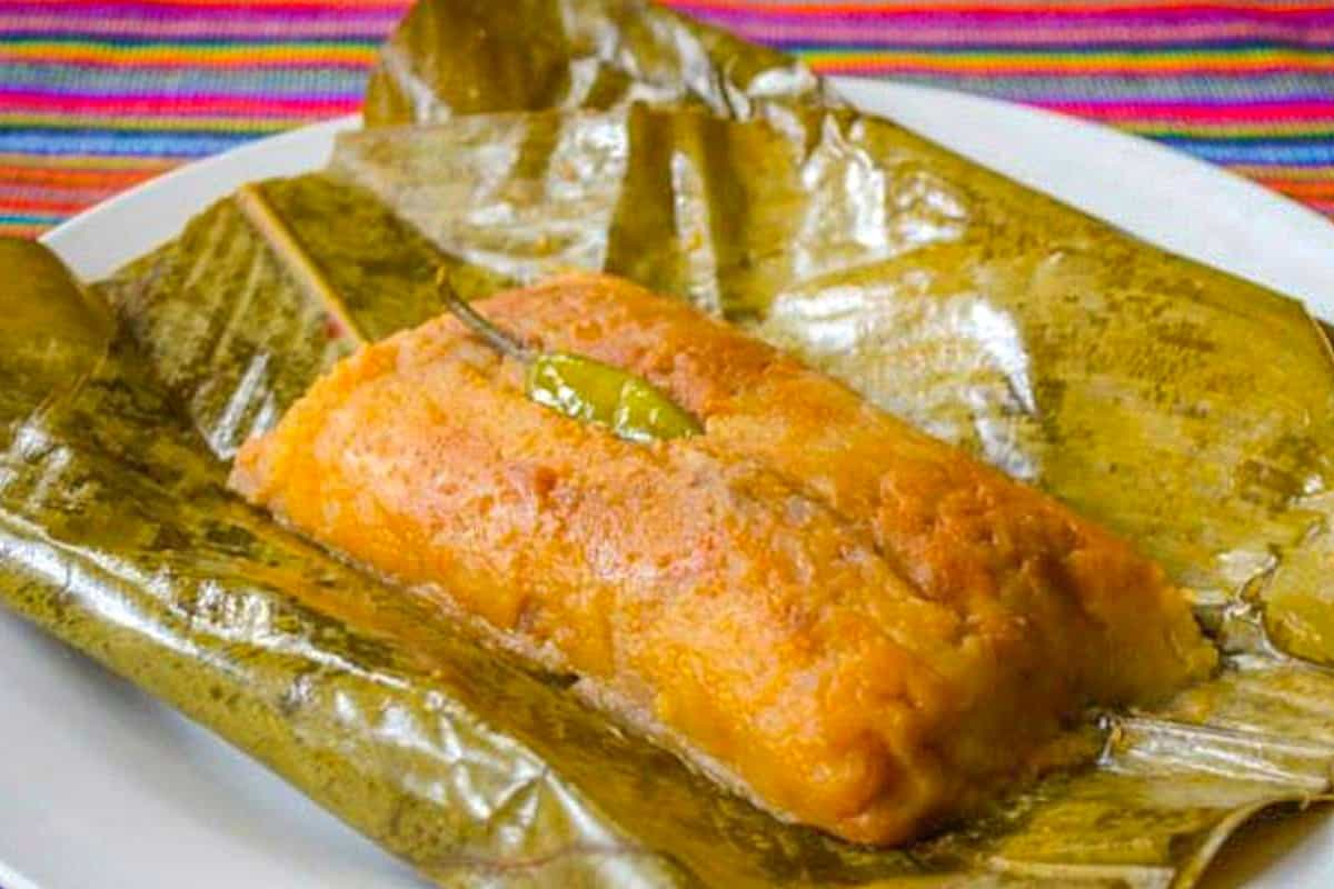 6. Paches - Traditional Guatemalan Food