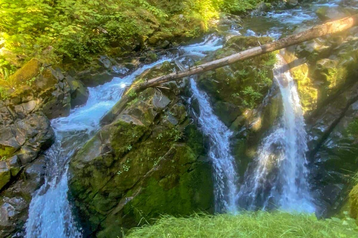 6. Sol Duc Falls Trail-1 Olympic National Park Boondocking