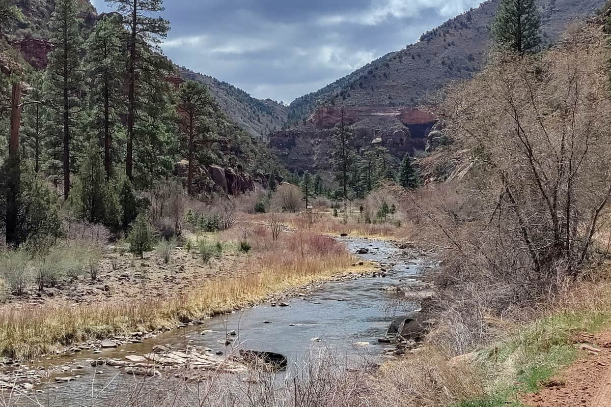 1. Dolores Canyon - Canyon of the Ancients National Monument Boondocking