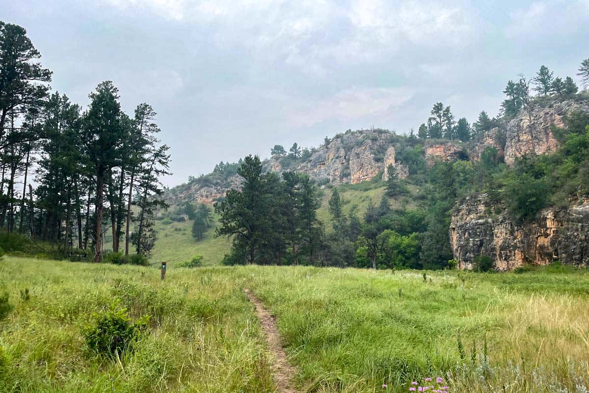10. Highland Creek Trail to Centennial Trail Loop - Wind Cave National Park